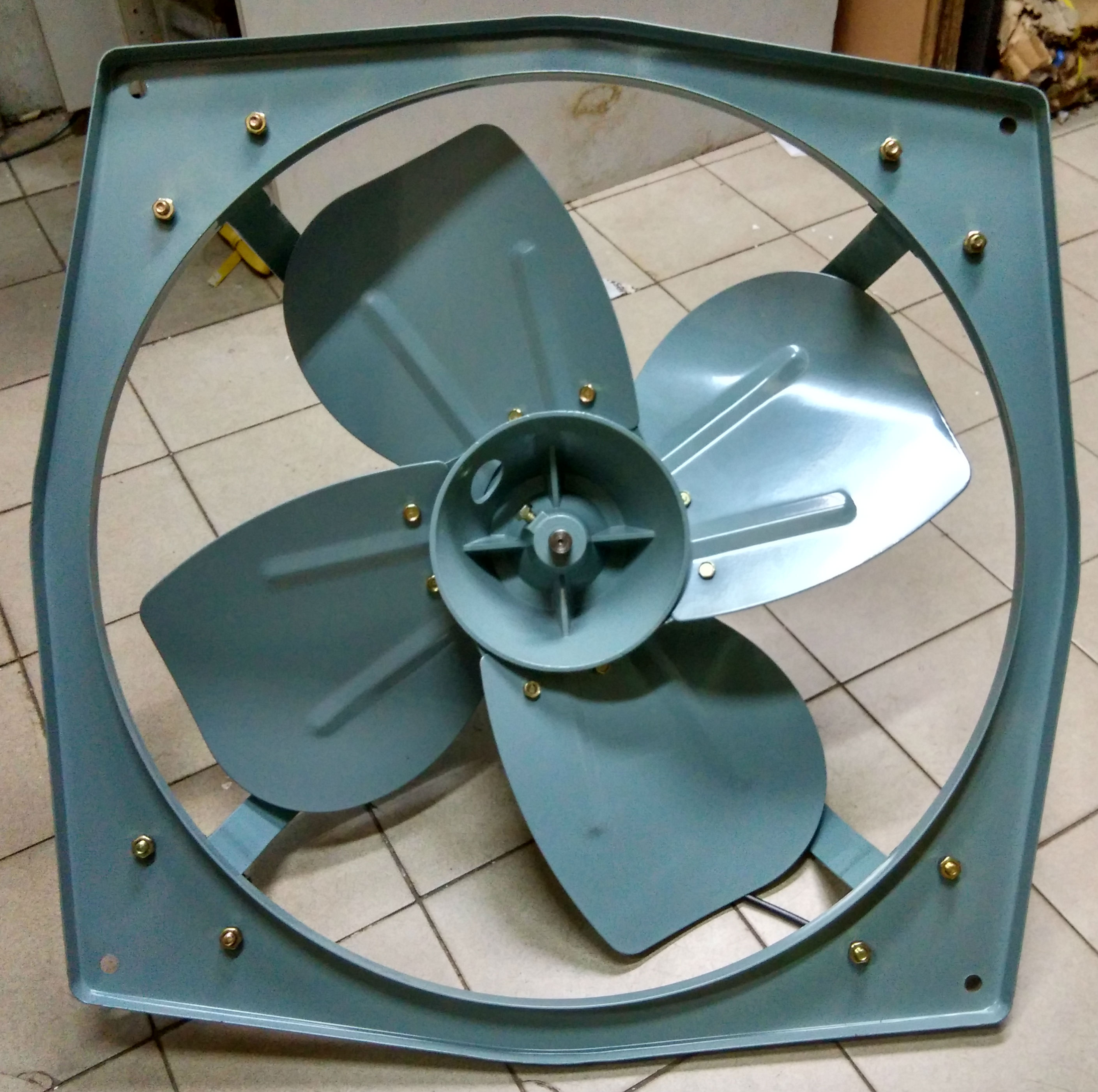 Industrial Wall Exhaust Fan : Waifoong electric trading wf ″ v industrial m c